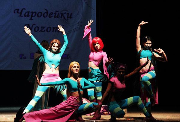 Костюмы для танцев из бифлекса