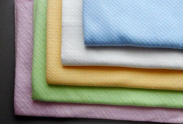 Ткань капитоний разных оттенков