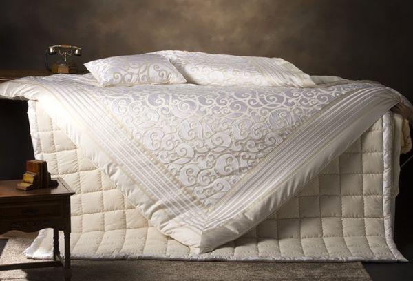 Подушки и одеяла с наполнителями из лиоцелла