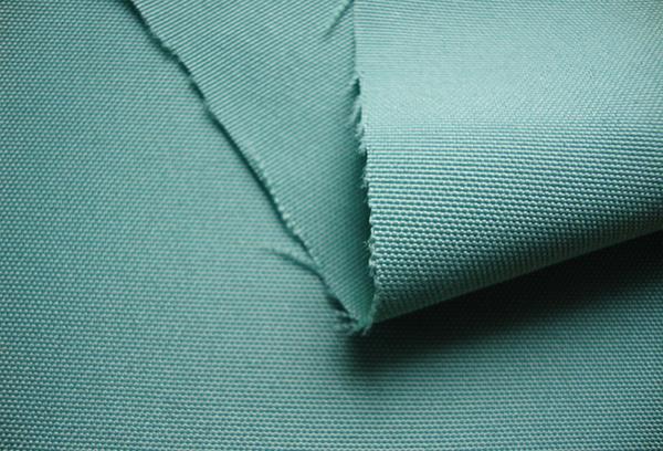 Срез синтетической ткани