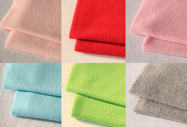 Ткань флис разных цветов