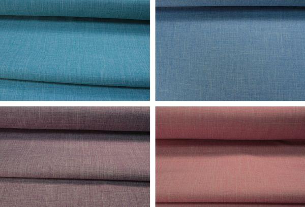 Ткань Габардин-меланж разных оттенков