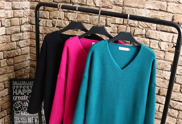 Трикотажные пуловеры
