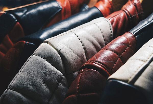 Куртки из экокожи