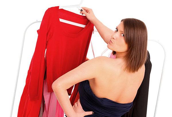 Одежда из вискозы после стирки