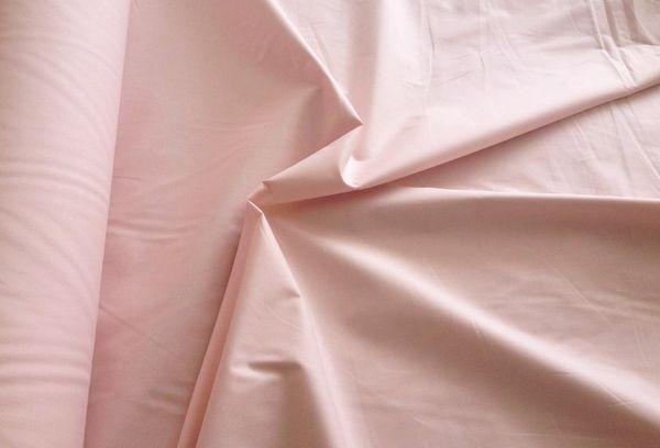 Ткань перкаль розового цвета
