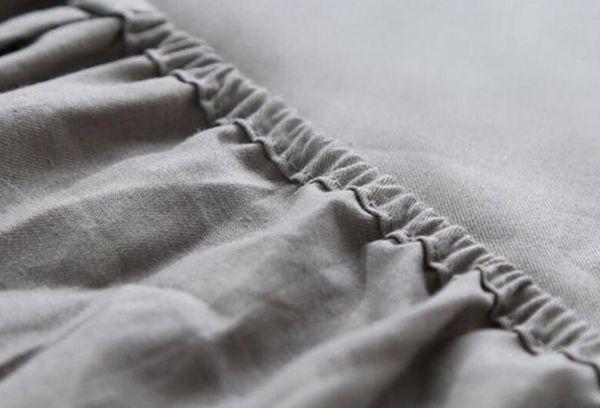 Простынь из натуральной ткани
