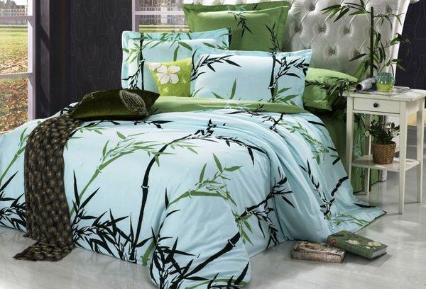 Цветное постельное белье Valtery