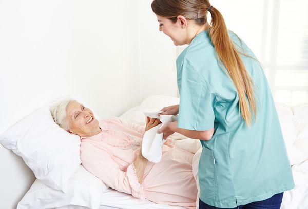 Больная пациентка