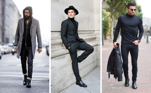 Уличный стиль мужской
