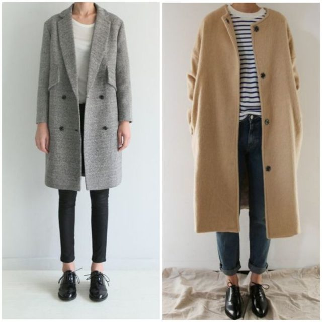 женские оксфорды к пиджаку и пальто