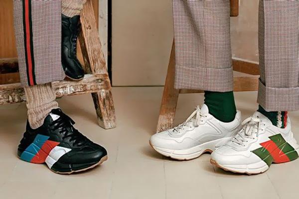 Мужские кроссовки 2019 года