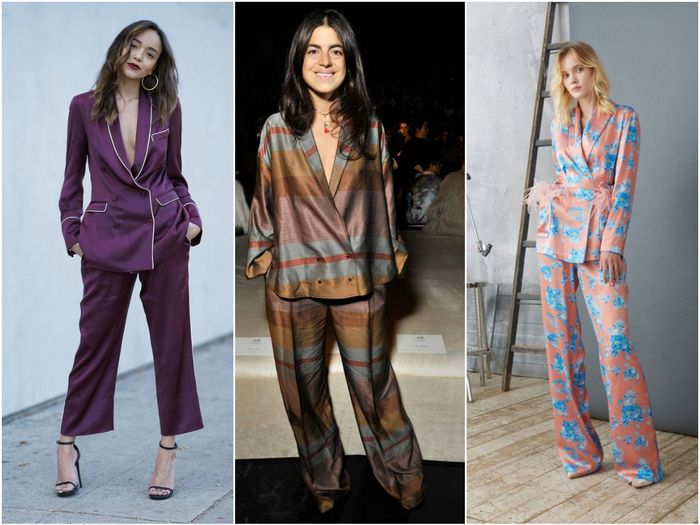 костюмы-пижамы