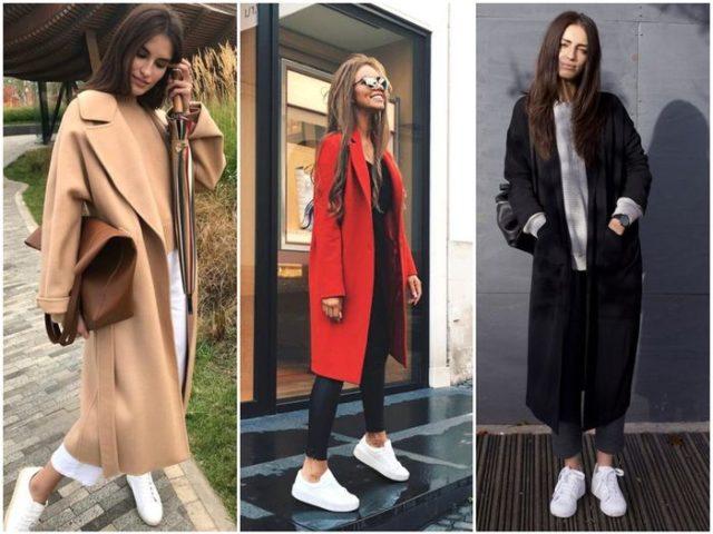 легкое весеннее пальто