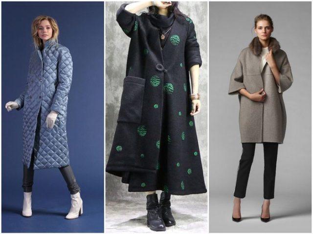 модное пальто