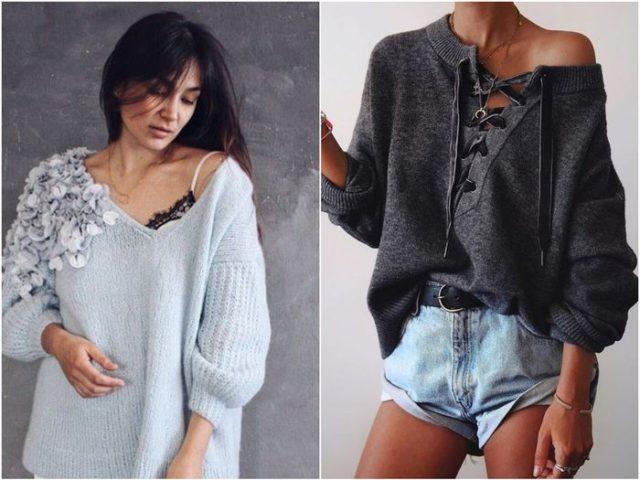 Модные пуловеры 2019