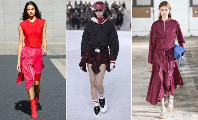 облегающие шорты выше колена