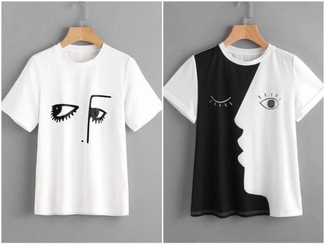 футболки с рисунками