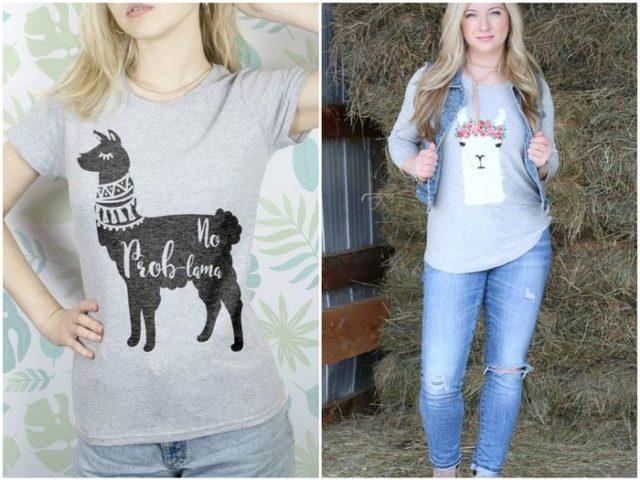 футболки с рисунками животных