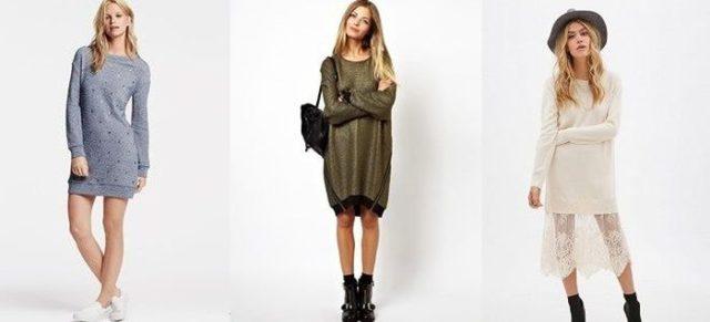 Толстовка-платье 3