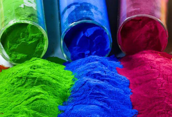 Синтетические красители для тканей