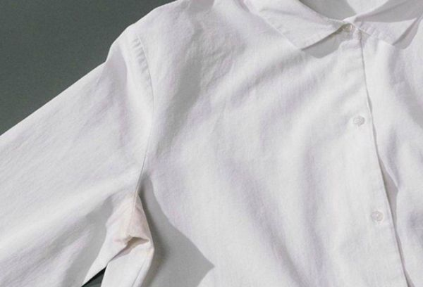 Пятна на подмышках рубашки