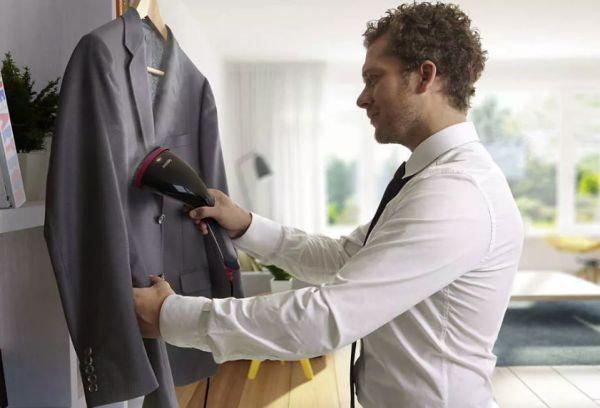 Влажная чистка одежды
