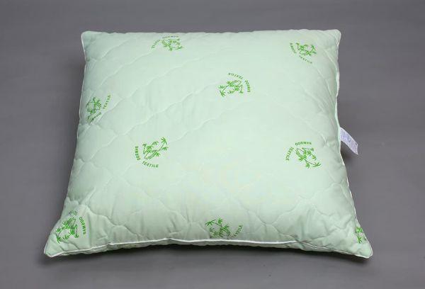 Подушка с бамбуковым наполнителем