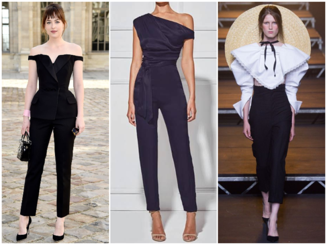Фасоны модных брюк