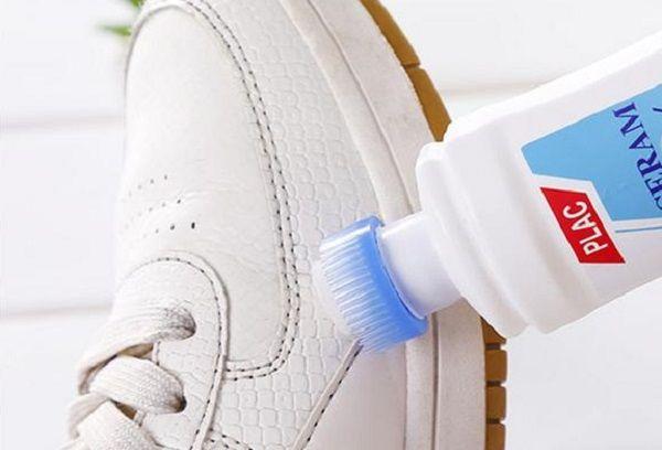 Покраска кроссовок
