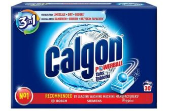 Калгон в таблетках для стиральной машинки