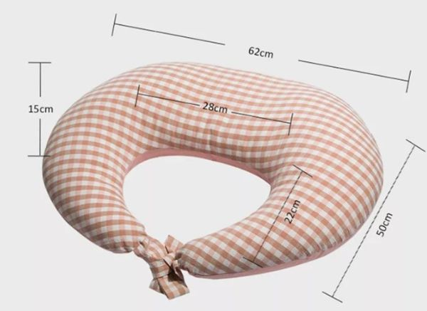 Подушка для кормления выкройка
