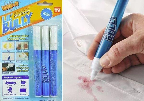 карандаш от пятен