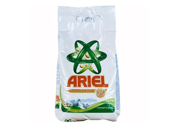 Порошок Ariel DeLuxe