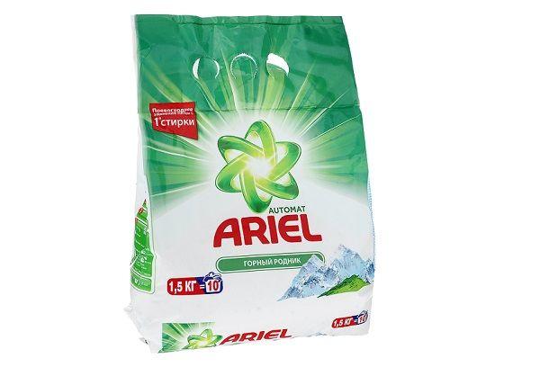 Ariel «Горный родник автомат»