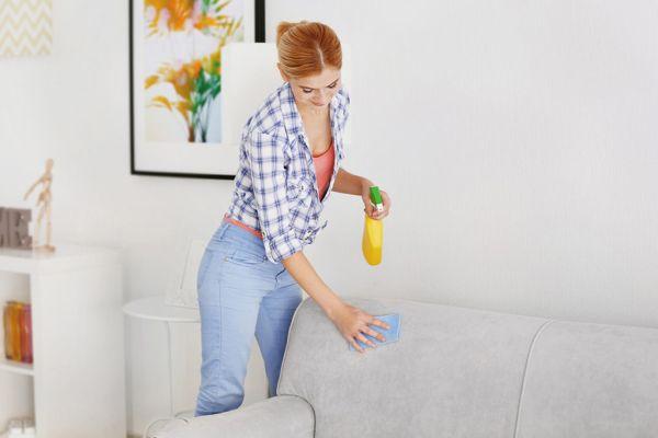 Домашняя чистка мебели