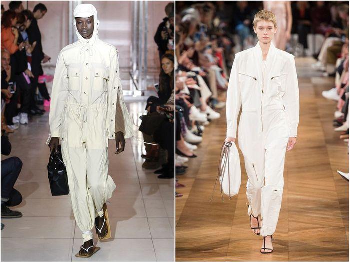 Модные стильные комбинезоны