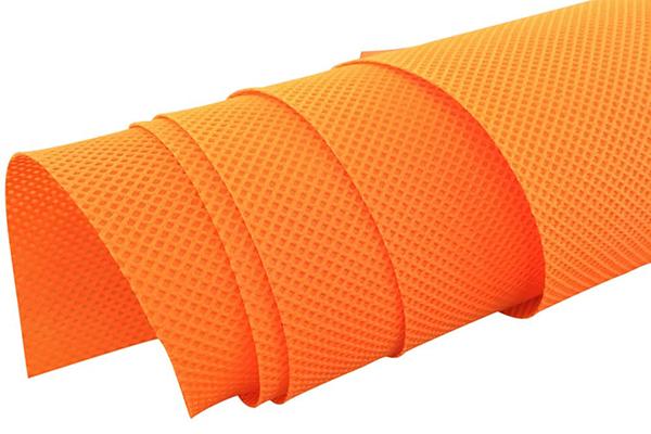 Оранжевый спанбонд