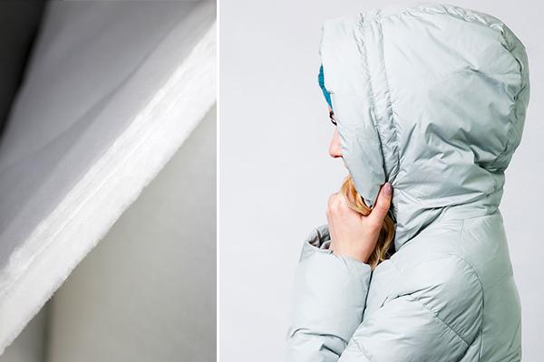 Куртка с тинсулейтом