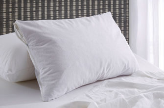 Подушка с бамбуковым наперником