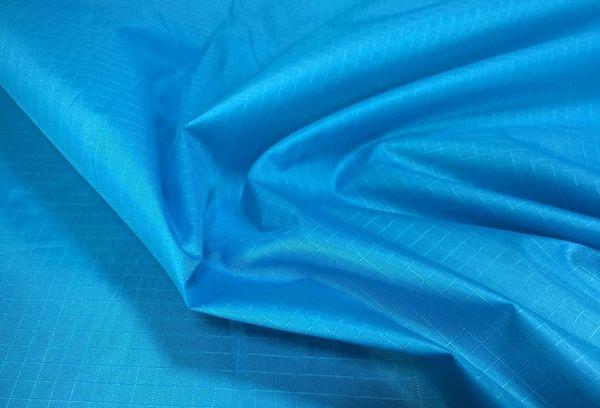 Таффета голубой цвет