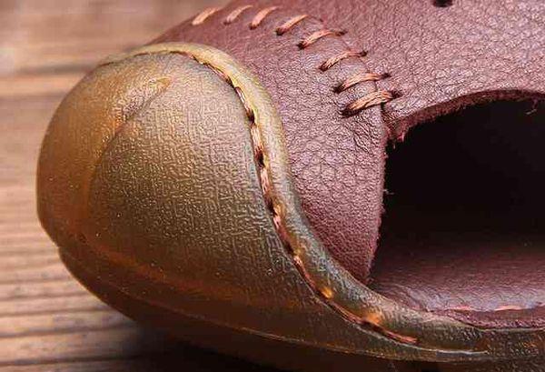 Обувь из композитной кожи
