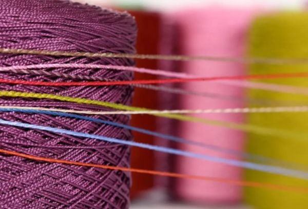 Текстильная пряжа