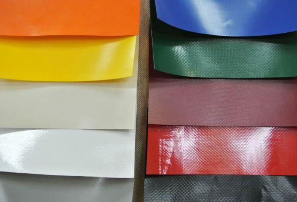 Виды тканей с поливинилхлоридным покрытием