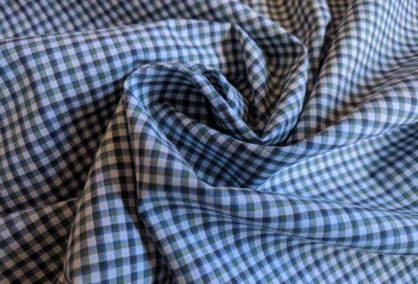 Рубашечная ткань поликоттон