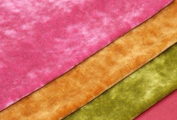 Велюровые ткани для обивки