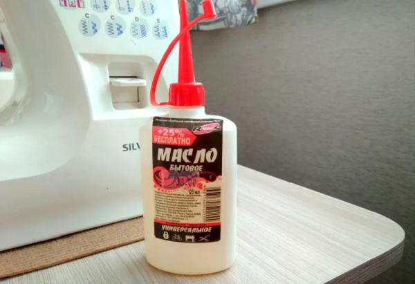 Масло для машинки