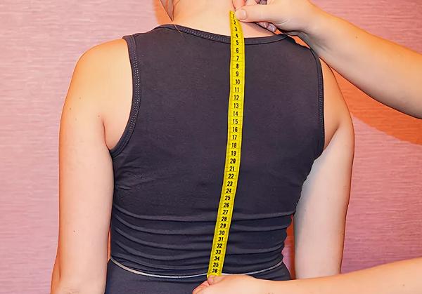 Длина талии спинки II (ДТС II)