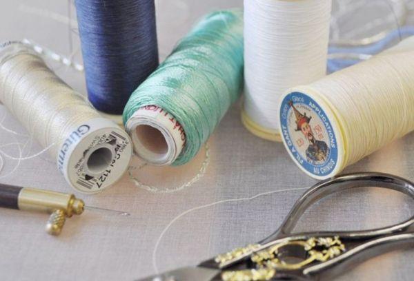 Нитки для люневильской вышивки